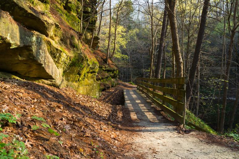 Illinois - Starved Rock Trail