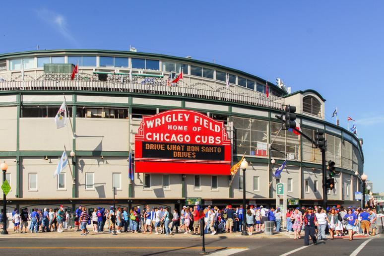 Wrigley Field (Chicago, Illinois)