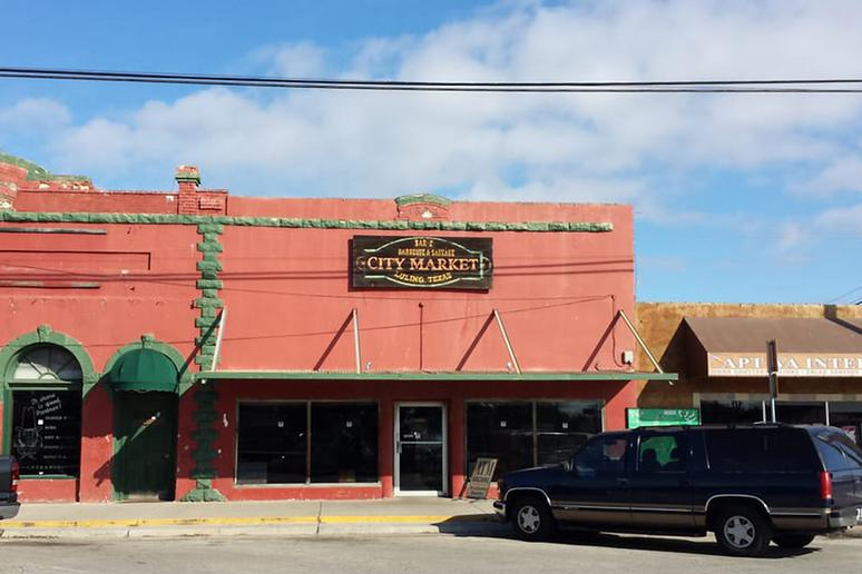 #80 City Market, Luling, Texas
