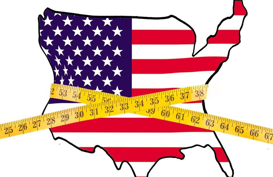Do You Live In One Of America S Most Obese Cities