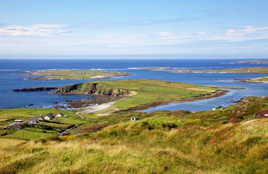 Great Campsite, would go back anytime. - Review of Clifden