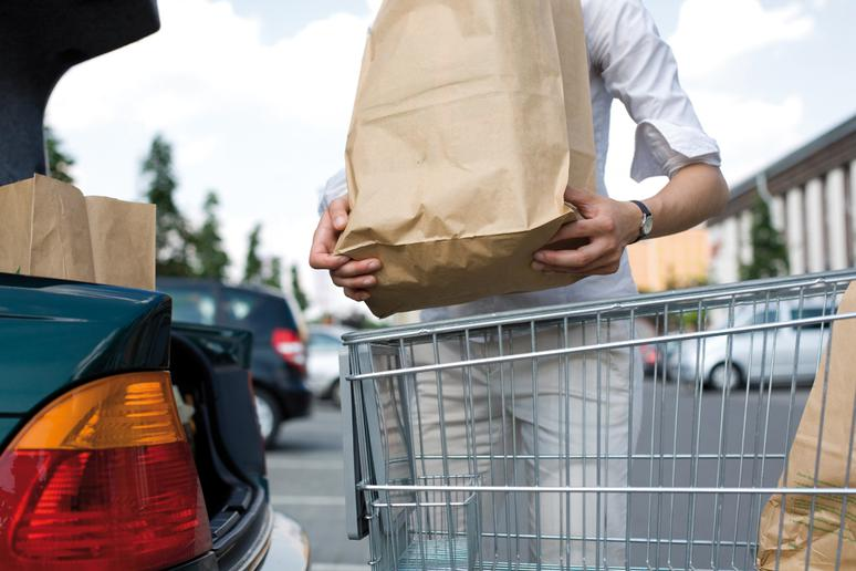 Keep Cold Foods Bagged Together