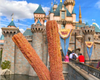 Rose Gold Churro