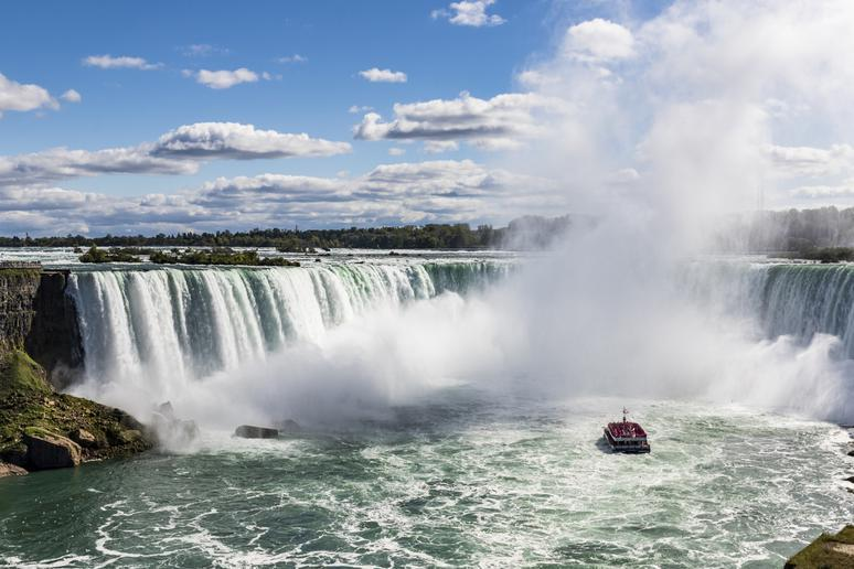 Niagara Falls - United States and Canada