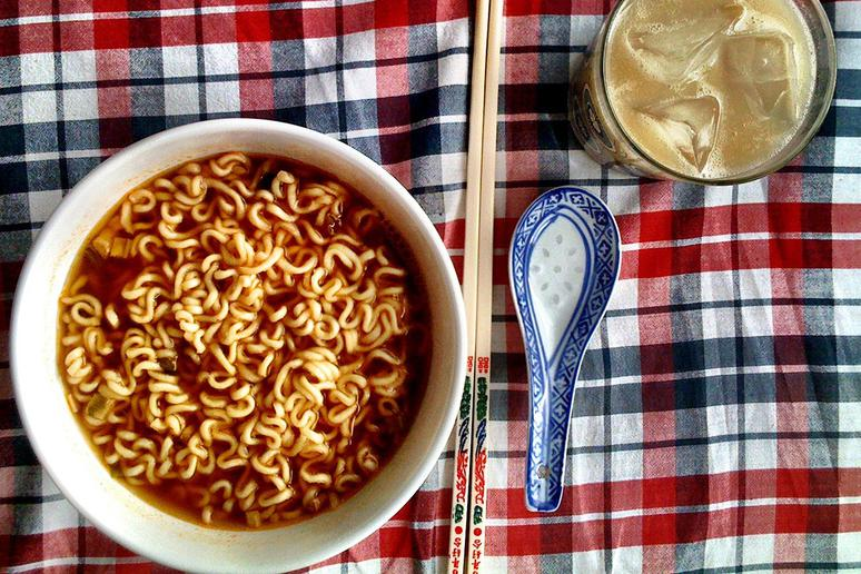 Instant Ramen Was Named the Greatest Japanese Invention of the 20th Century