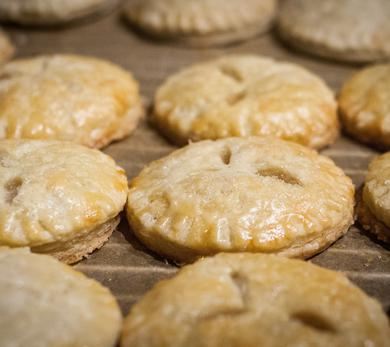 Caramel-Apple Pie Cookies Recipe