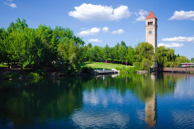 20. Spokane, Washington