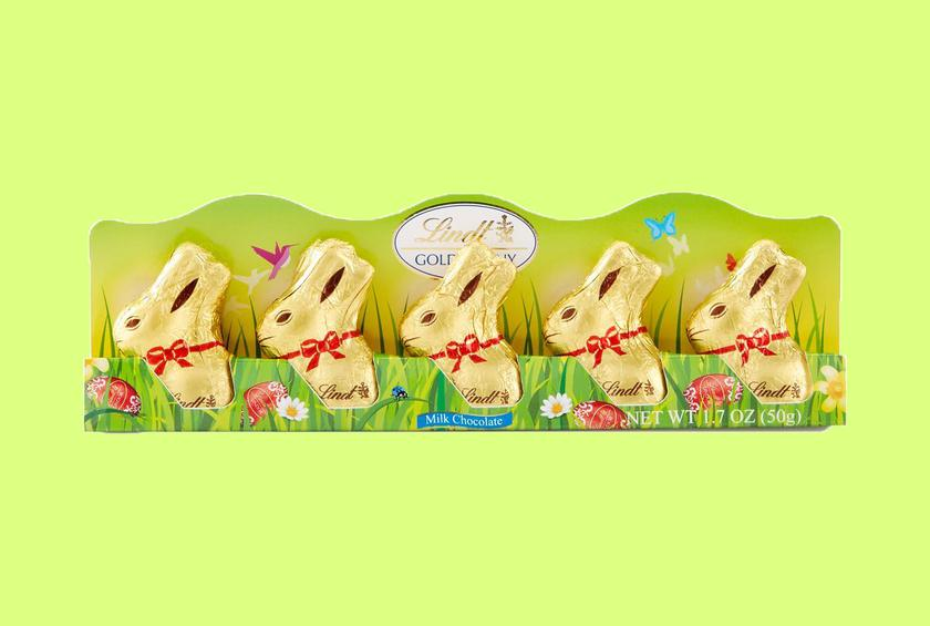 Lindt Chocolate Bunny From How Many Calories Are There In Your