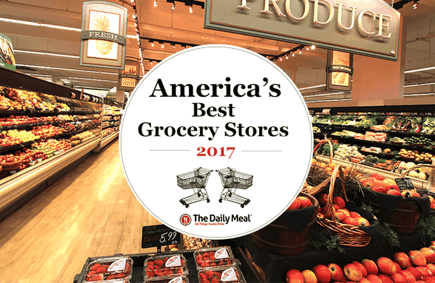 America's Best Grocery Stores 2017 Slideshow