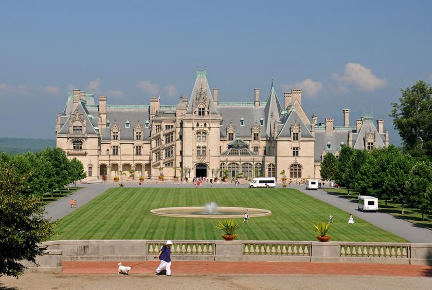North Carolina: The Biltmore Estate (Asheville)