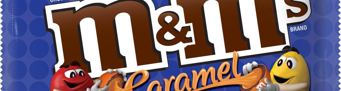 We can't believe the world got a taste of coffee nut M&M's before caramel M&M's came into existence.