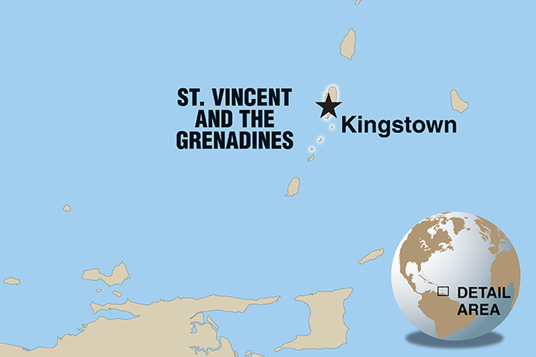 17. St. Vincent and the Grenadines