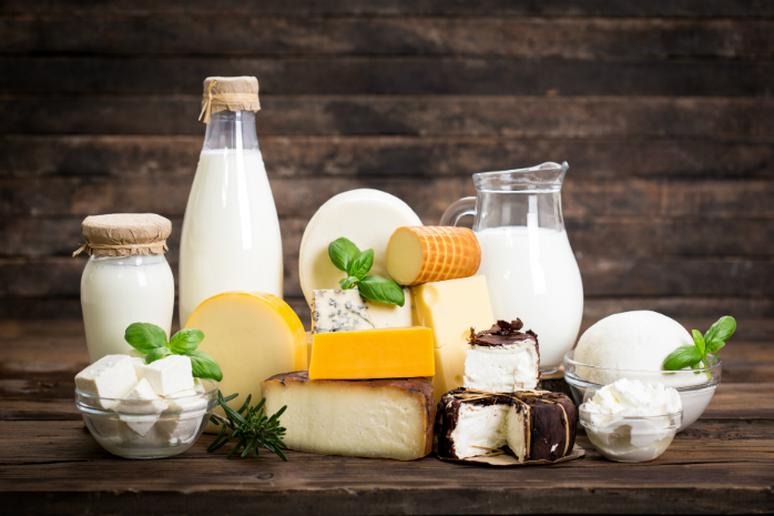 Maybe: Dairy products