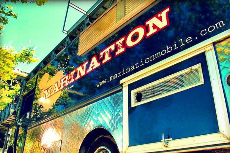 #28 Marination Mobile, Seattle