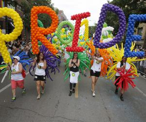 World's biggest pride parades