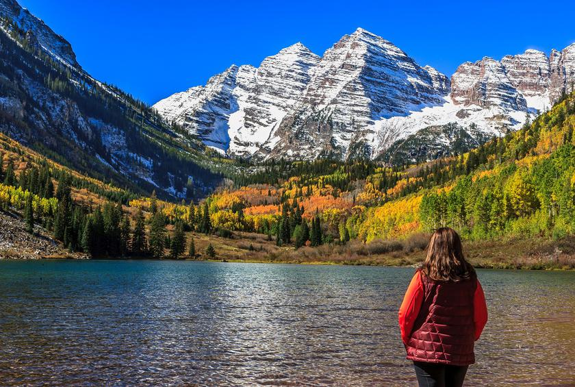 the most scenic spot in every state