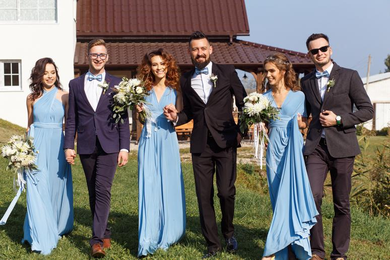 Pick Your Bridal Party