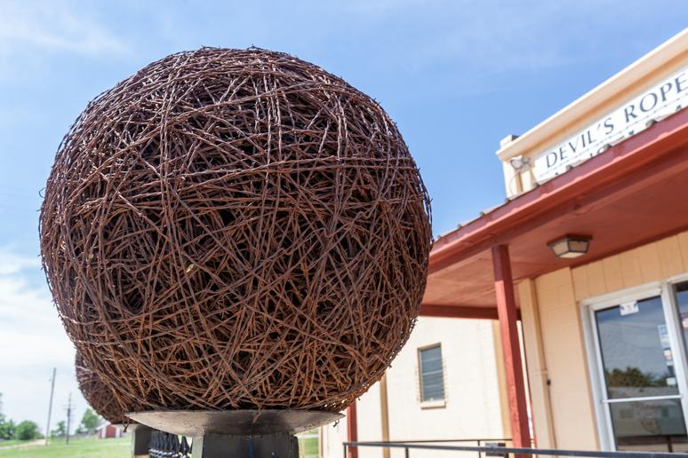 30. The Barbed Wire Museum & The Devil's Rope Museum