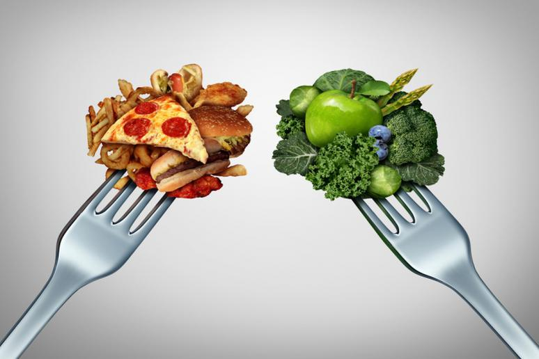 Identify 2 or 3 Food-Related Habits