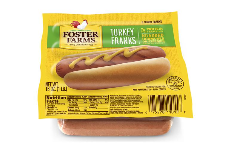 Low Sodium Hot Dogs Trader Joe