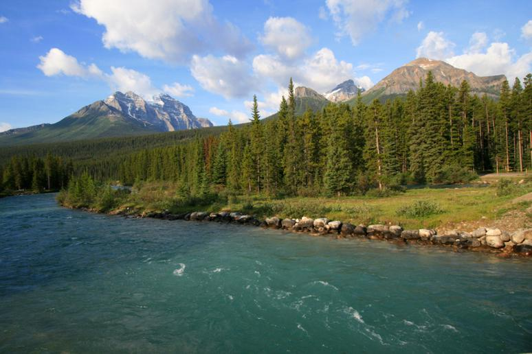 Lake Louise Campground, Canada