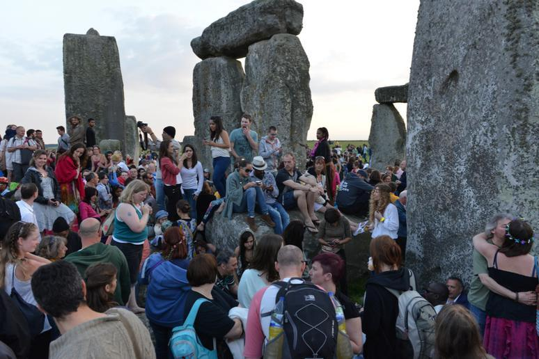 Celebrate the summer solstice at Stonehenge
