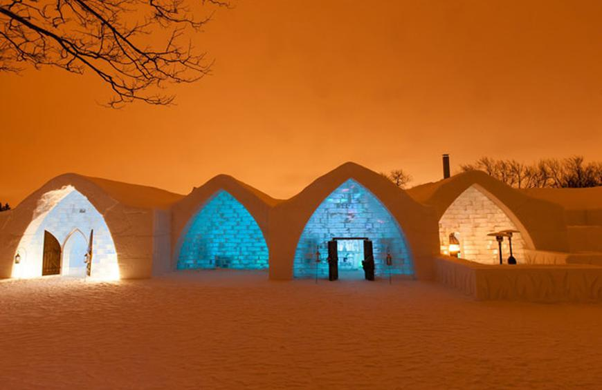 Kirkenes Snowhotel — Norway from 13 Cool Ice Hotels and Restaurants
