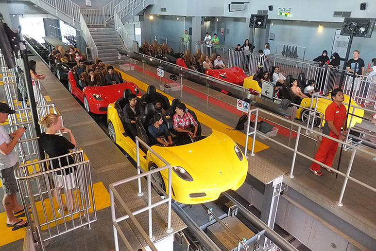 Ferrari World, Dubai
