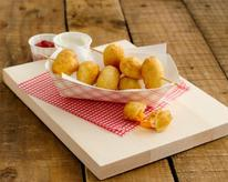 State Fair Crescent Cheese Curds