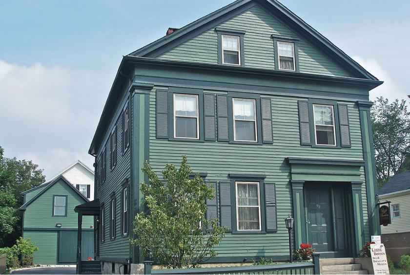 Massachusetts: Lizzie Borden House (Fall River)