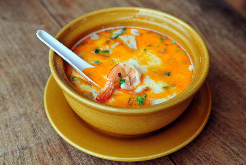 Tom Yum Soup Recipe ต มยำก ง Authentic Thai Style Recipe By The