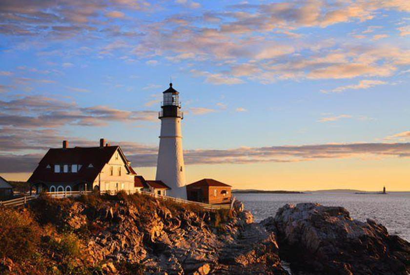 New England resort towns