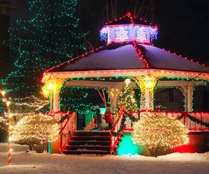 festive small towns