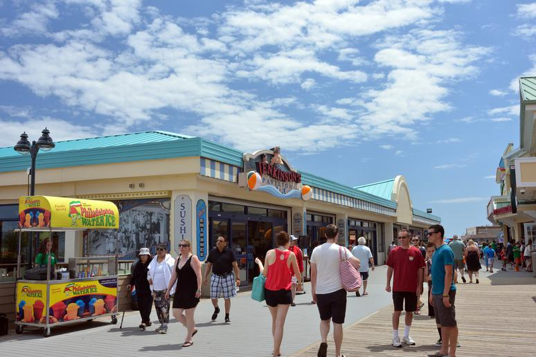 Jenkinson's Boardwalk (Point Pleasant Beach, N.J.)