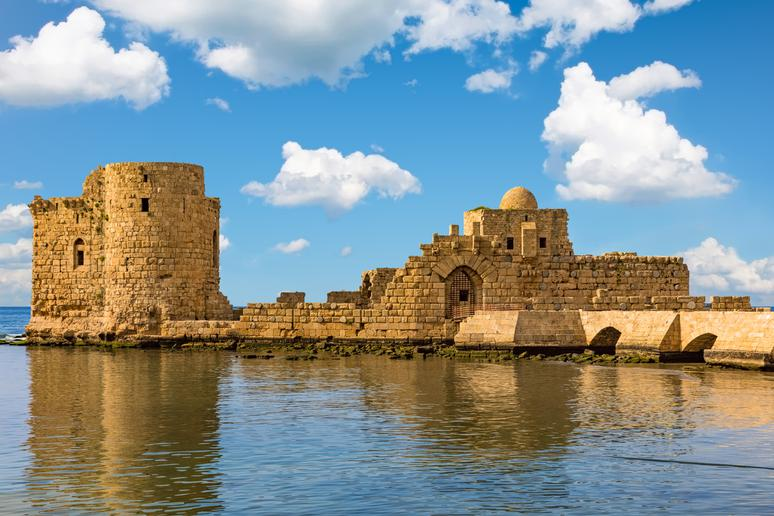Sidon (Founded ca. 2000 – 1001 BC)