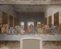It's only fitting that Eataly would help save one of the world's most iconic food-themed Italian paintings.