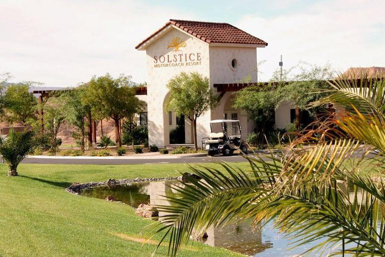 Nevada: Solstice Motorcoach Resort (Mesquite)