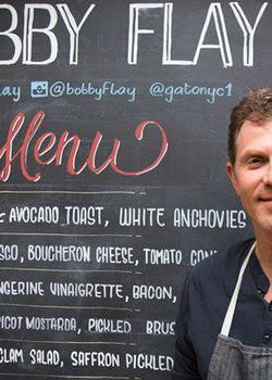 Bobby Flay Visits The Daily Meal and Shared the Secrets to Making Spanish Sausage