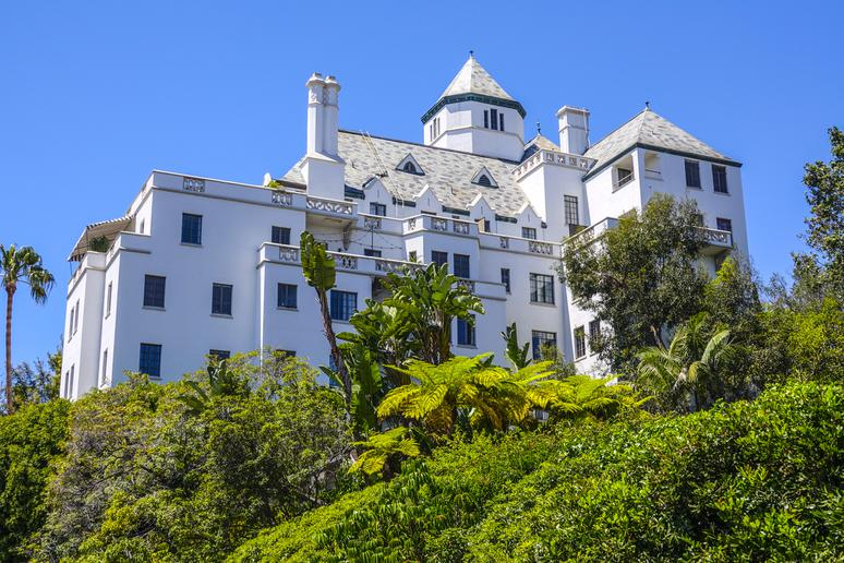 Stay at Chateau Marmont