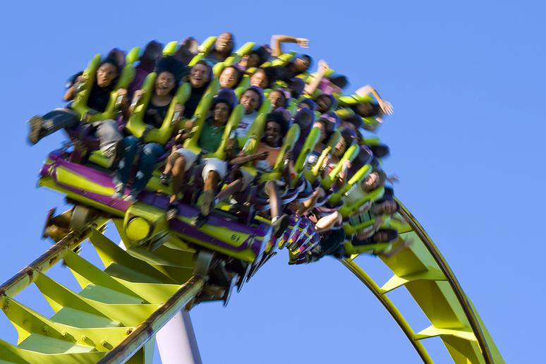 Nitro: Six Flags Great Adventure, USA