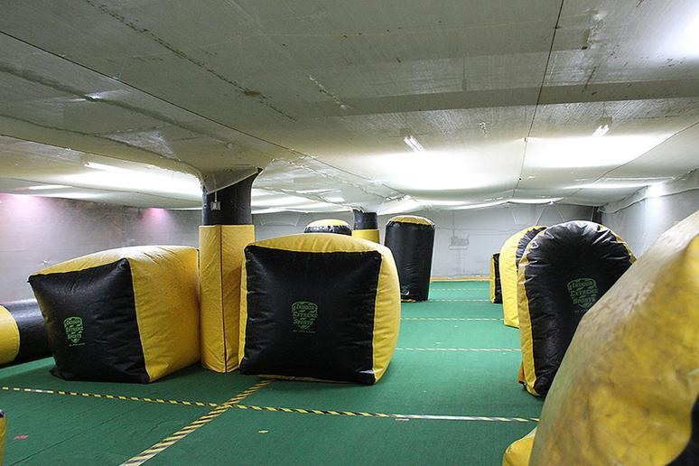 Indoor Extreme Sports (New York, New York)