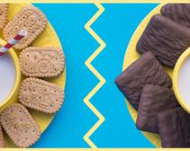 Girl Scouts invented the s'more… so it's about time we got them in cookie form!