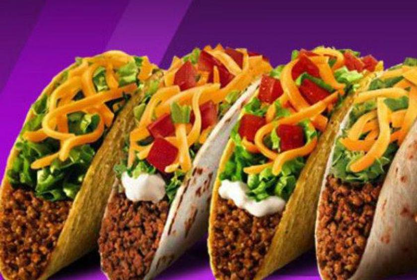 Want to Win Free Taco Bell For Life?
