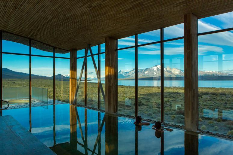 Tierra Patagonia Hotel & Spa (Torres del Paine, Chile)