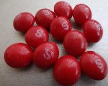 """Why are red skittles considered """"nutritious"""" for cattle?"""