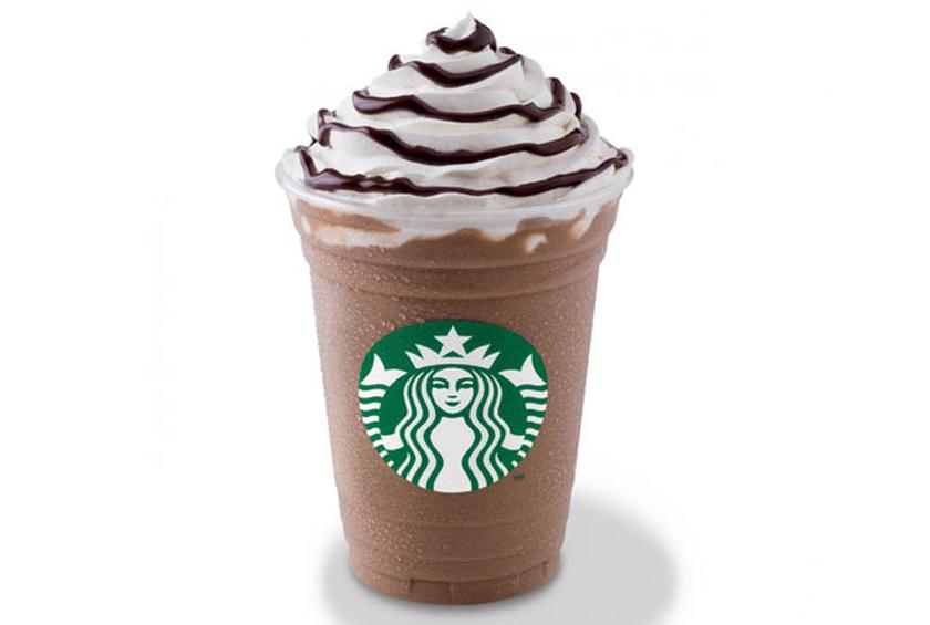 Double Chocolaty Chip Frappuccino Blended Creme