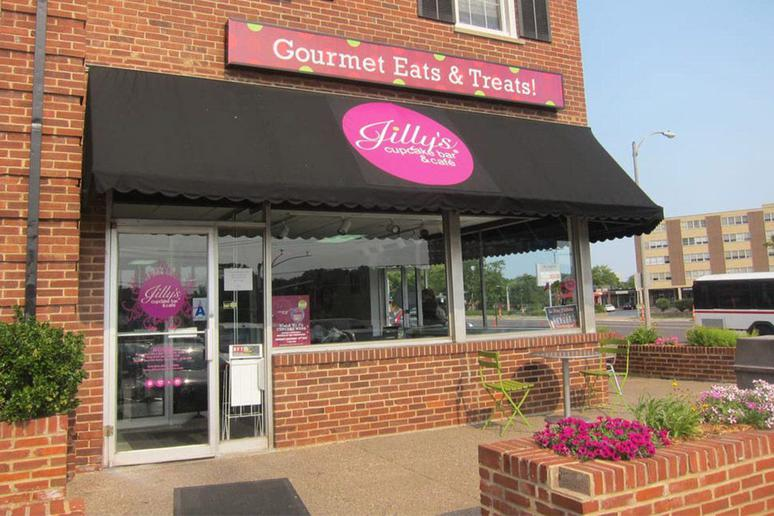Missouri: Jilly's Cupcake Bar & Café, St. Louis