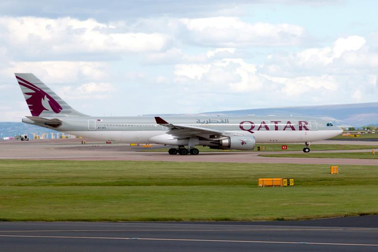 #1 Qatar Airways