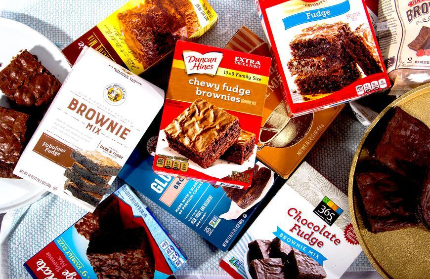 Best Brownie Mix 2019 This Is the Best Boxed Brownie Mix You Can Buy
