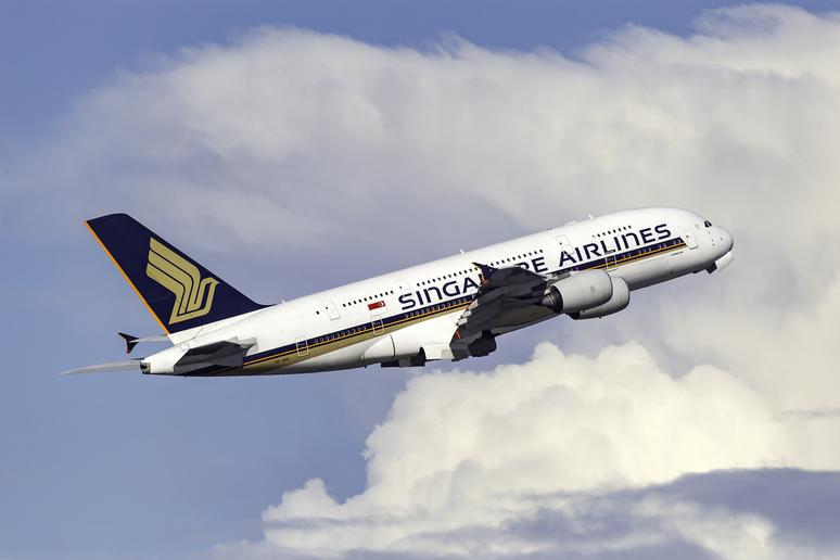 #1 Singapore to Newark (Singapore Airlines)